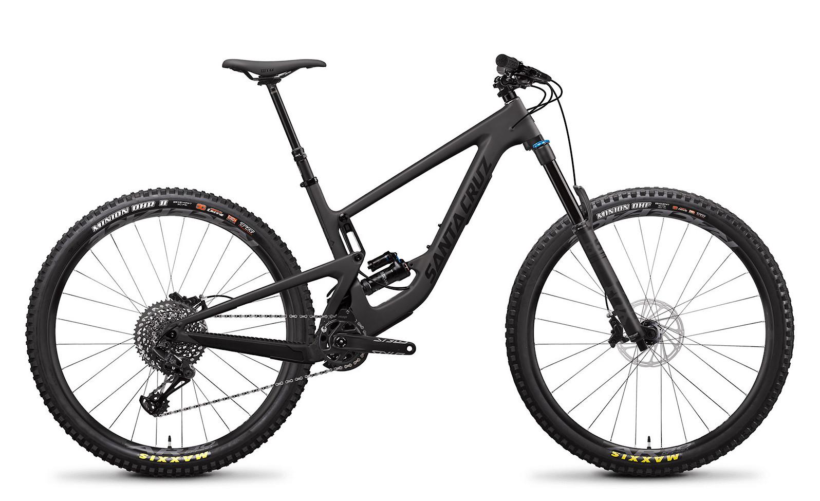 2019 Santa Cruz Megatower C S 29 Bike - Reviews, Comparisons