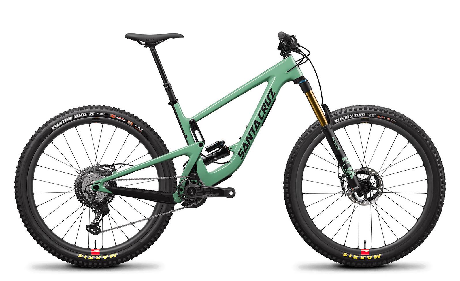 2019 Santa Cruz Megatower CC XTR 29 Reserve Bike