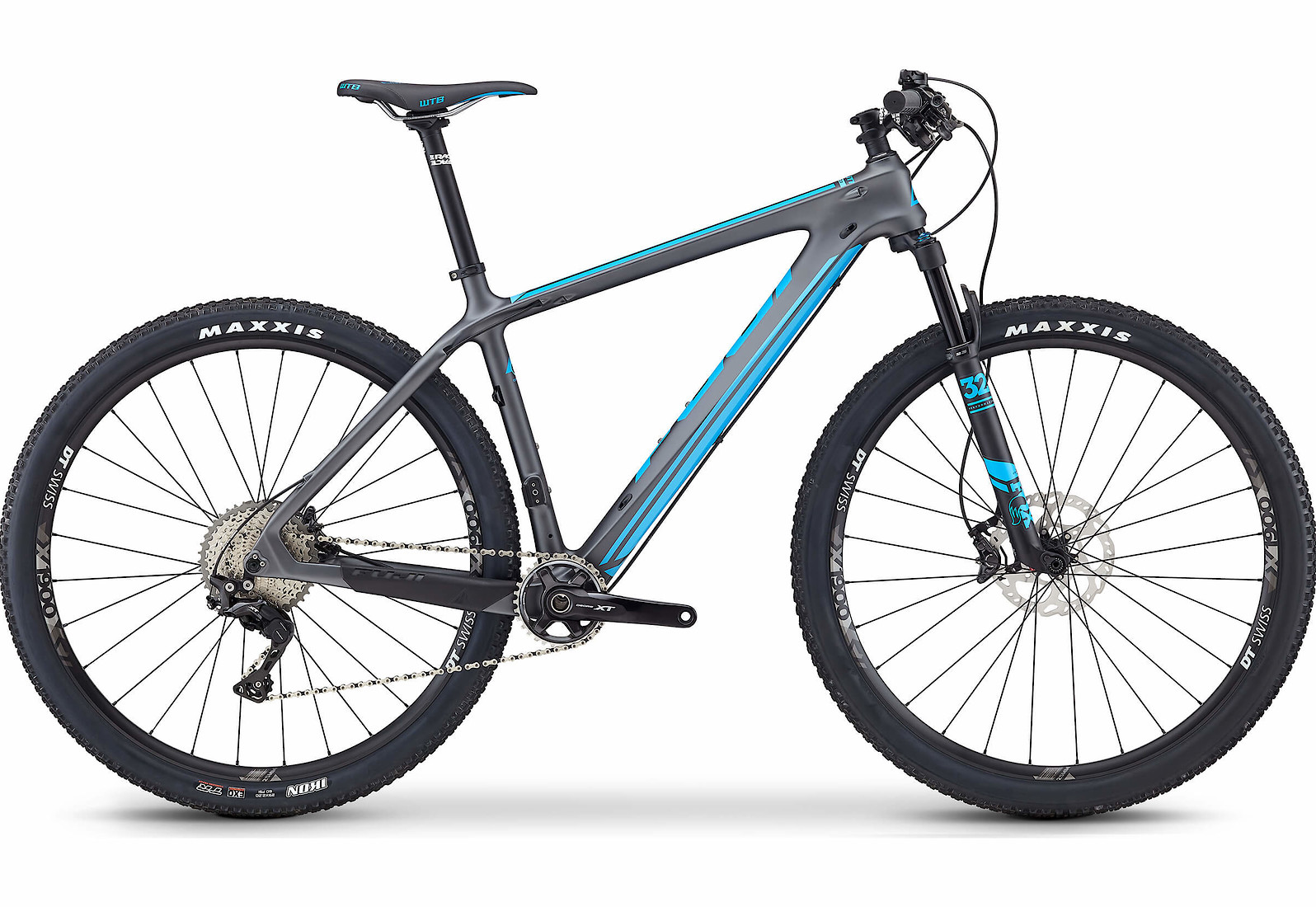 2019 Fuji SLM 29 2.1 Dark Gray