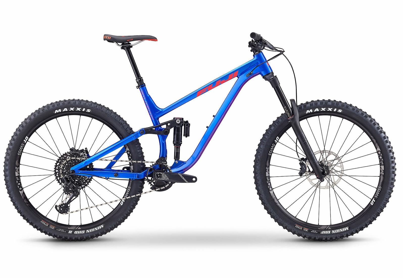 2019 Fuji Auric LT 275 11 Blue
