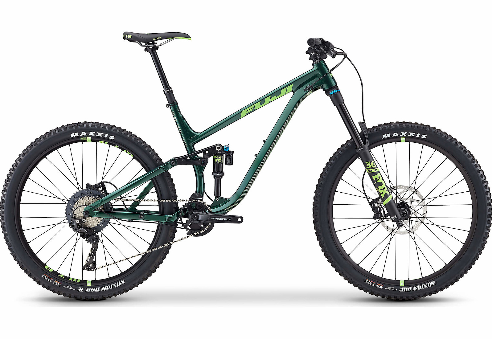 2019 Fuji Auric LT 275 13 Forest Green