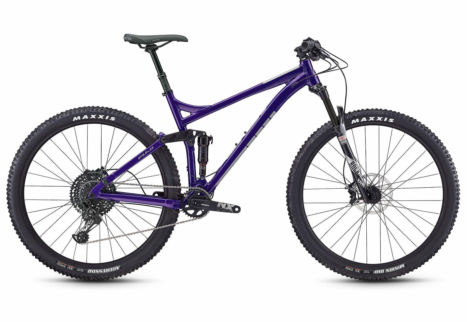 2019 Fuji Outland LT 29 11 Purple