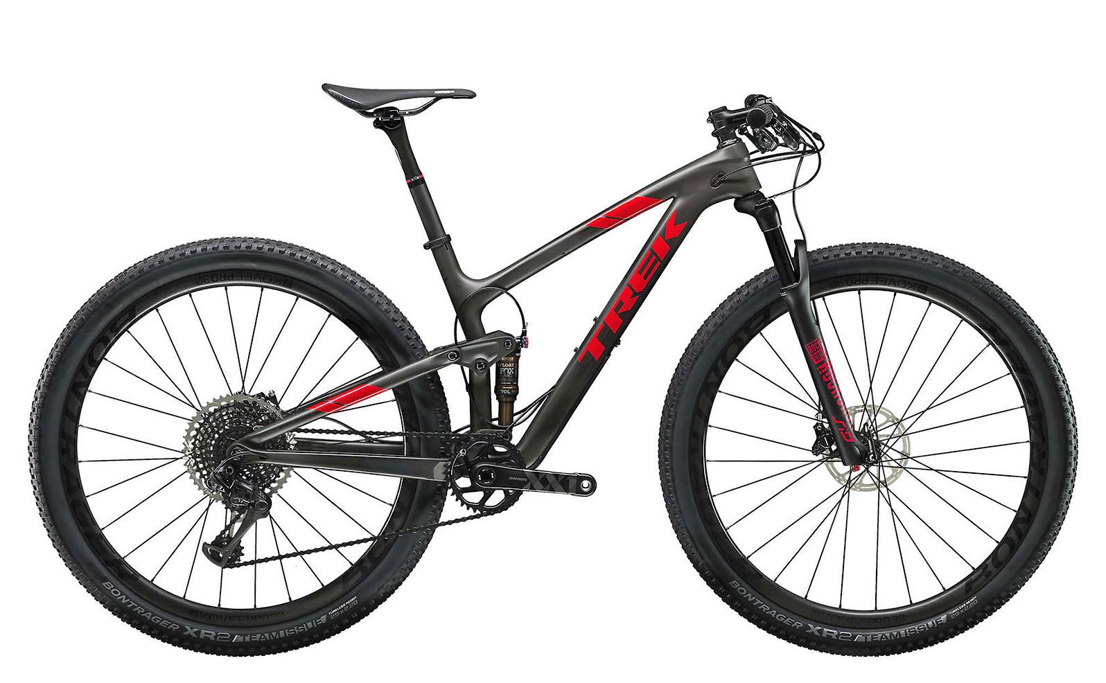 2019 Trek Top Fuel 9.9 SL Bike