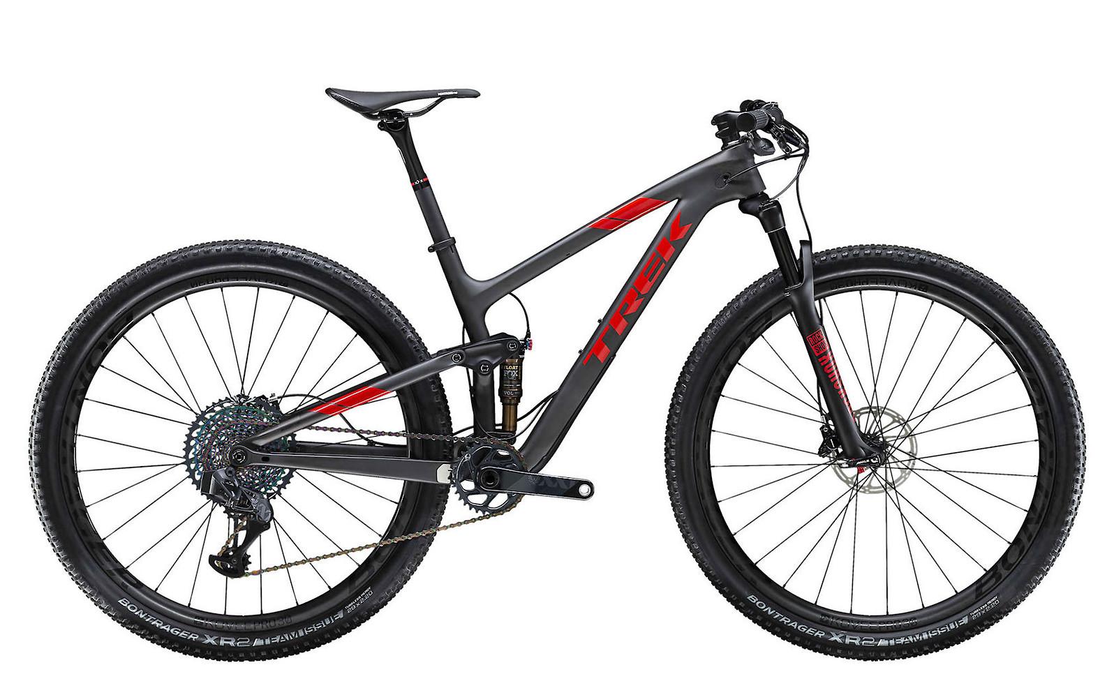 2019 Trek Top Fuel 9.9 SL AXS Bike