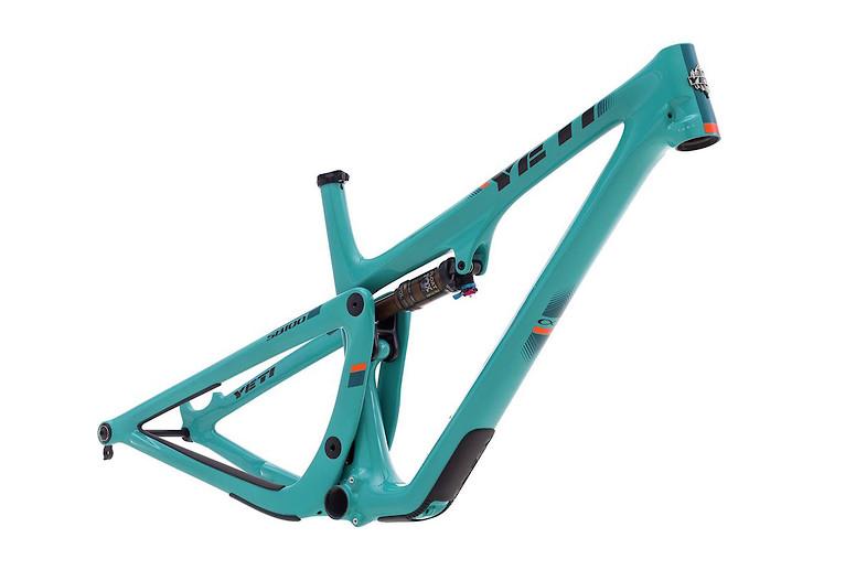 2019 Yeti SB100 TURQ Frame - Turquoise