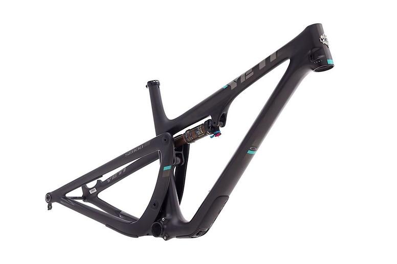 2019 Yeti SB100 TURQ Frame - Black