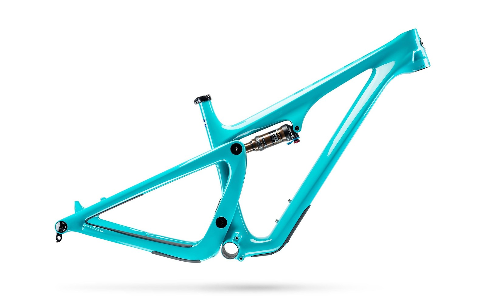 2020 Yeti SB100 TURQ Frame - Turquoise