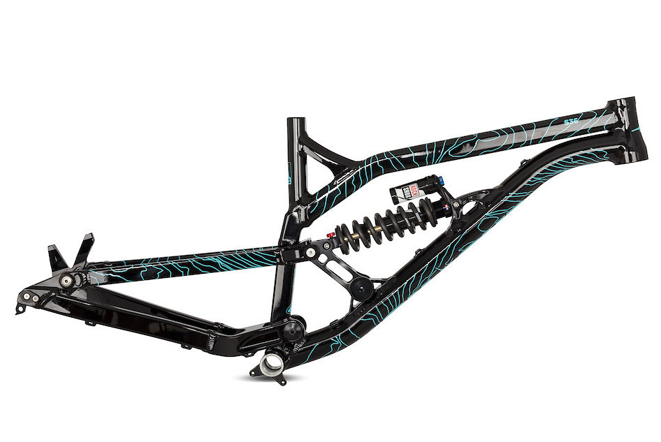 2019 On-One S36 Frame