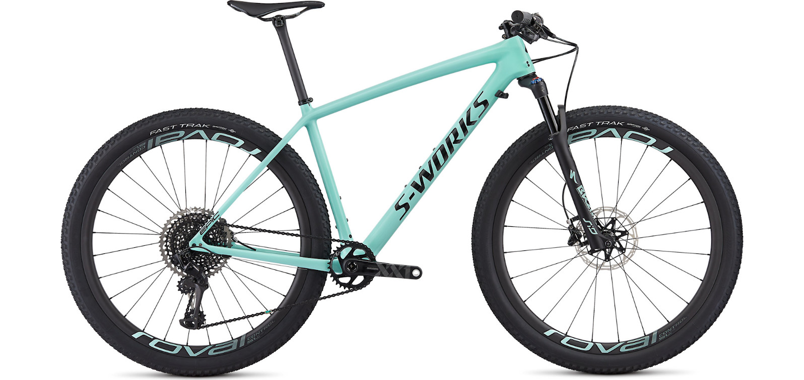 2019 Specialized Epic Hardtail S-Works Mint
