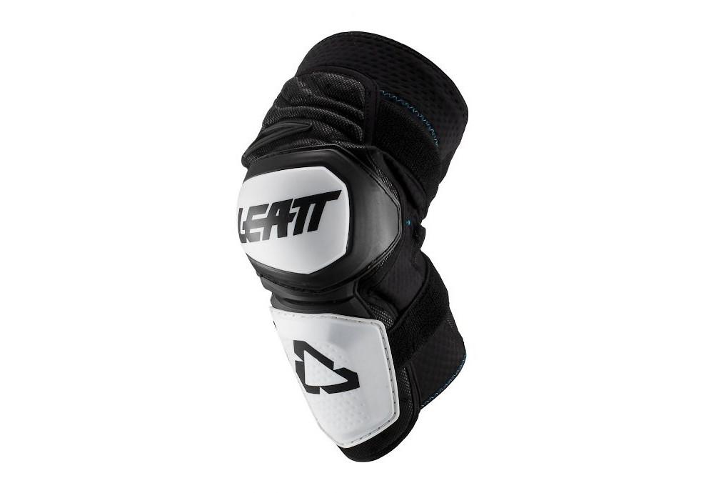 Leatt Enduro Knee Guard - White/Black