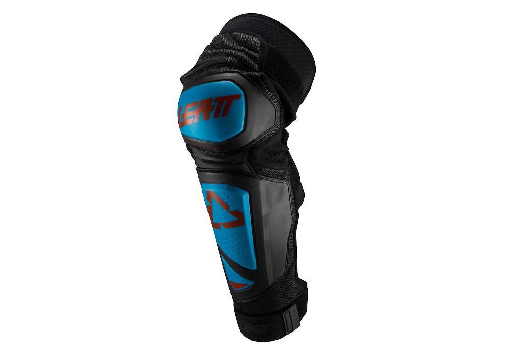 Leatt EXT Knee/Shin Pads - Fuel/Black
