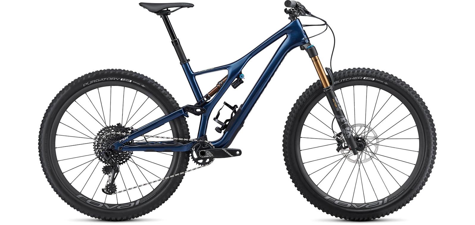 2019 Specialized Stumpjumper Pro 29 Gloss Navy White