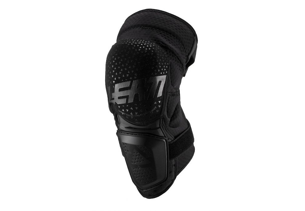 Leatt 3DF Hybrid Knee Guard - Black