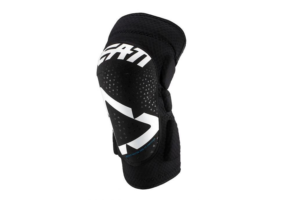 Leatt 3DF 5.0 Knee Guards - White/Black