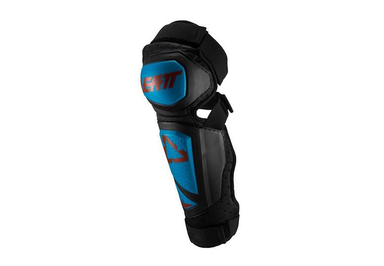Leatt 3.0 EXT Knee/Shin Pad - Fuel/Black