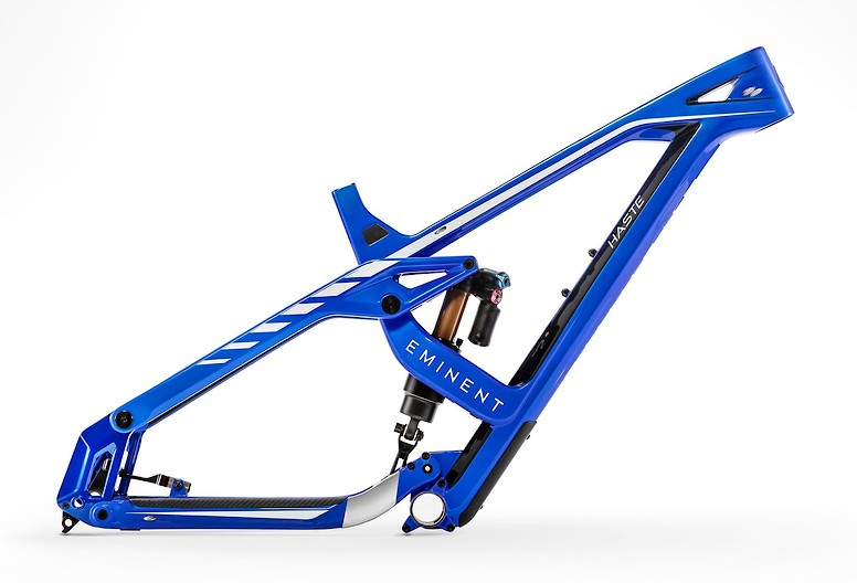 Eminent Haste 160 Pro - blue/white/gloss