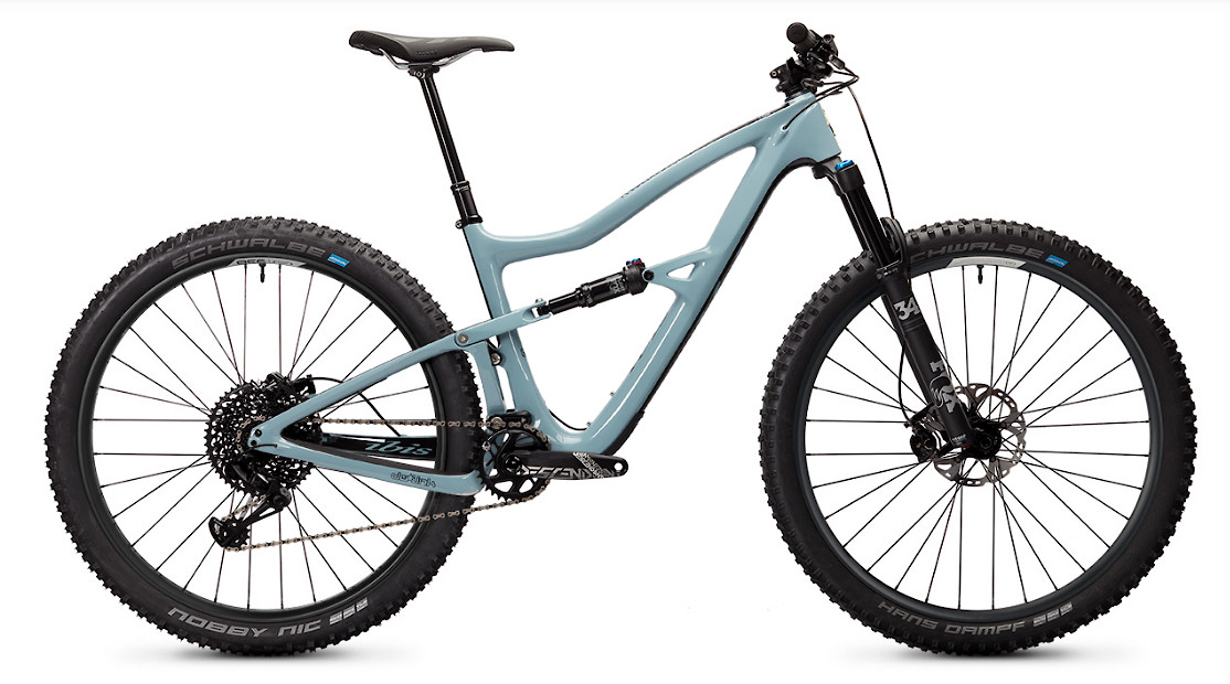 2020 Ibis Ripley GX Steel Blue