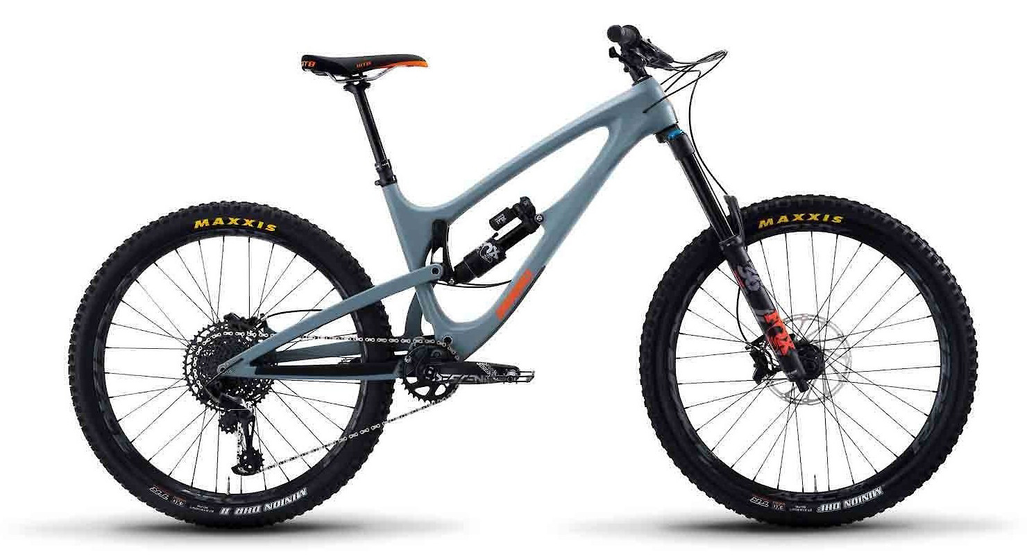 Diamondback Mission 2C Carbon