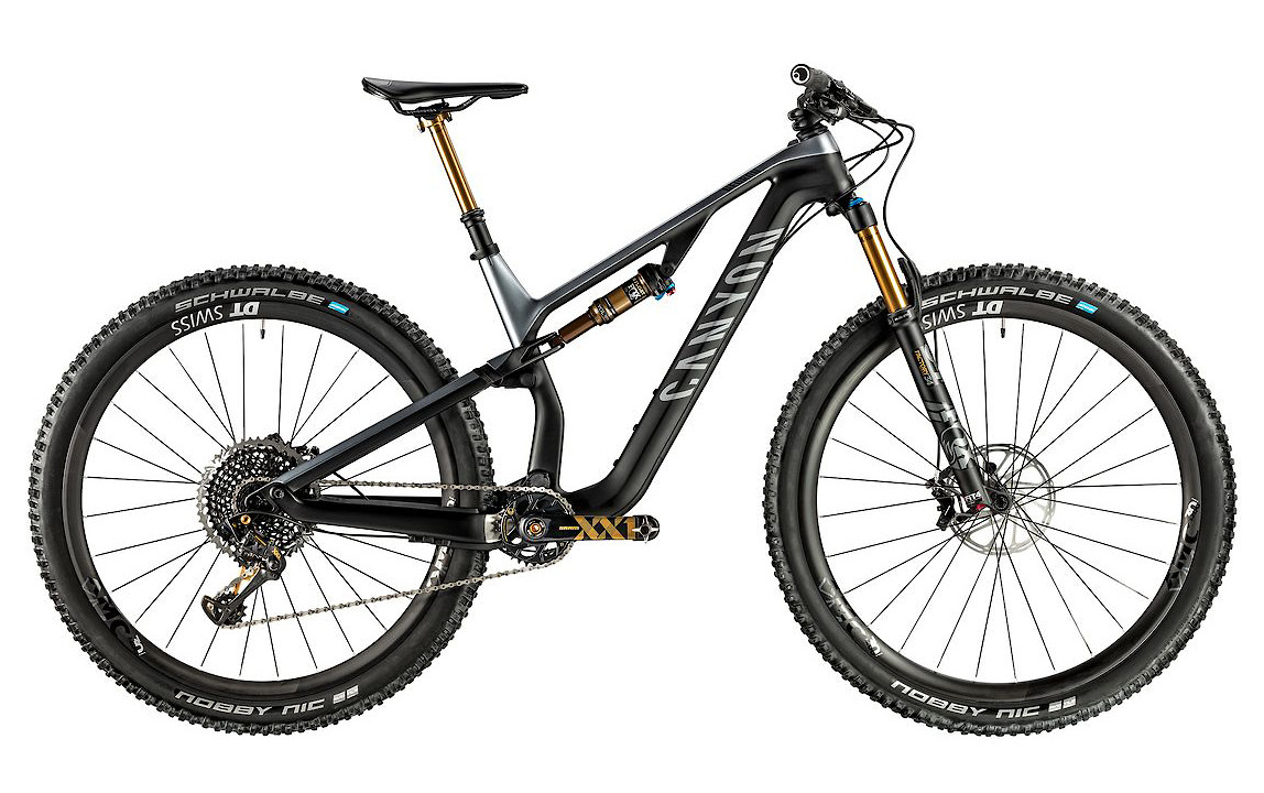 2019 Canyon Neuron CF 9.0 Unlimited (Stealth)