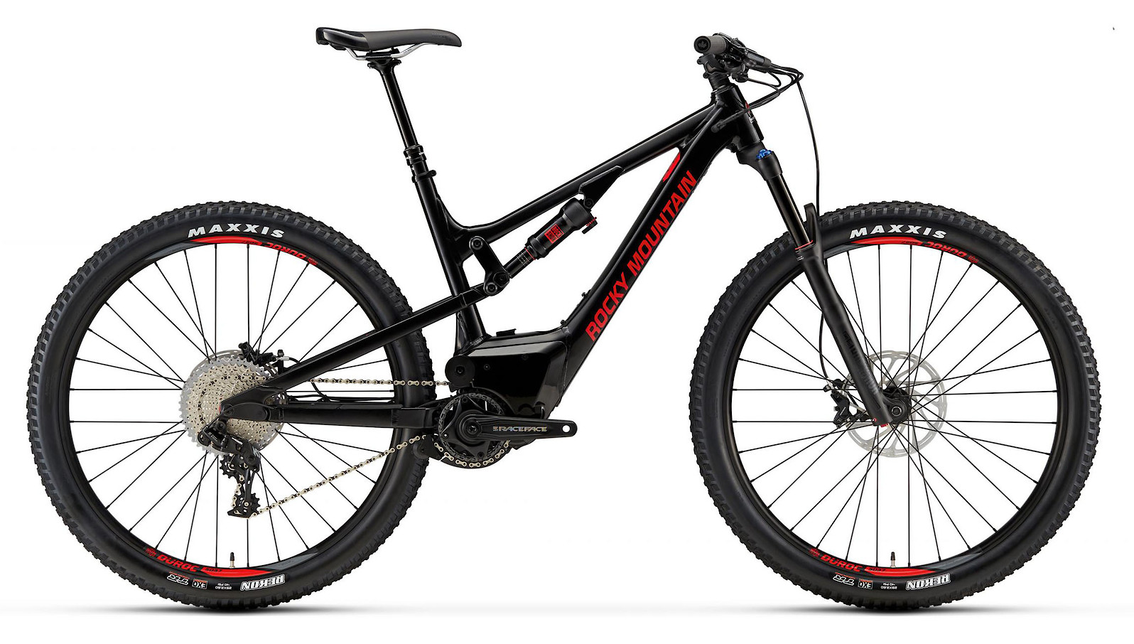 2019 Rocky Mountain Instinct Powerplay Alloy 50 E-Bike