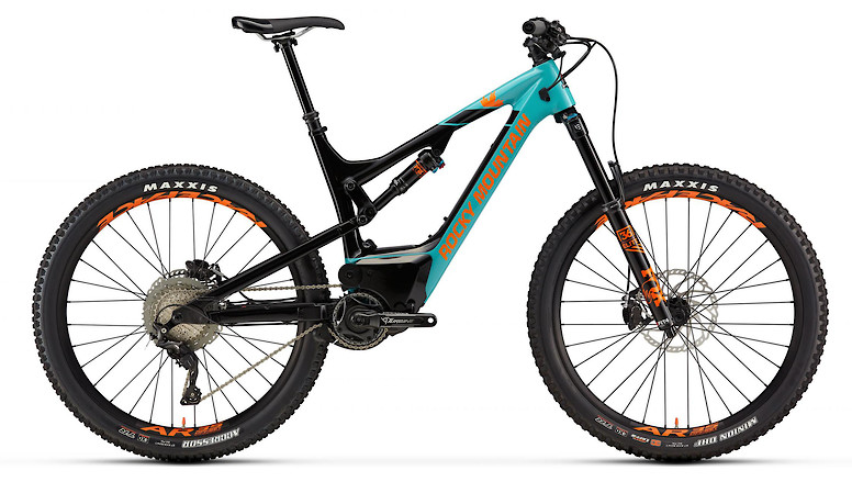 2019 Rocky Mountain Altitude Powerplay Alloy 70