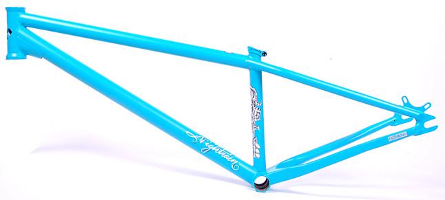 Frame Nightrain Matte Hot Blue2 LoRes