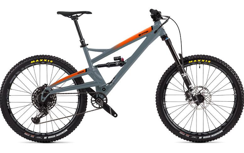 Orange Alpine 6 pro