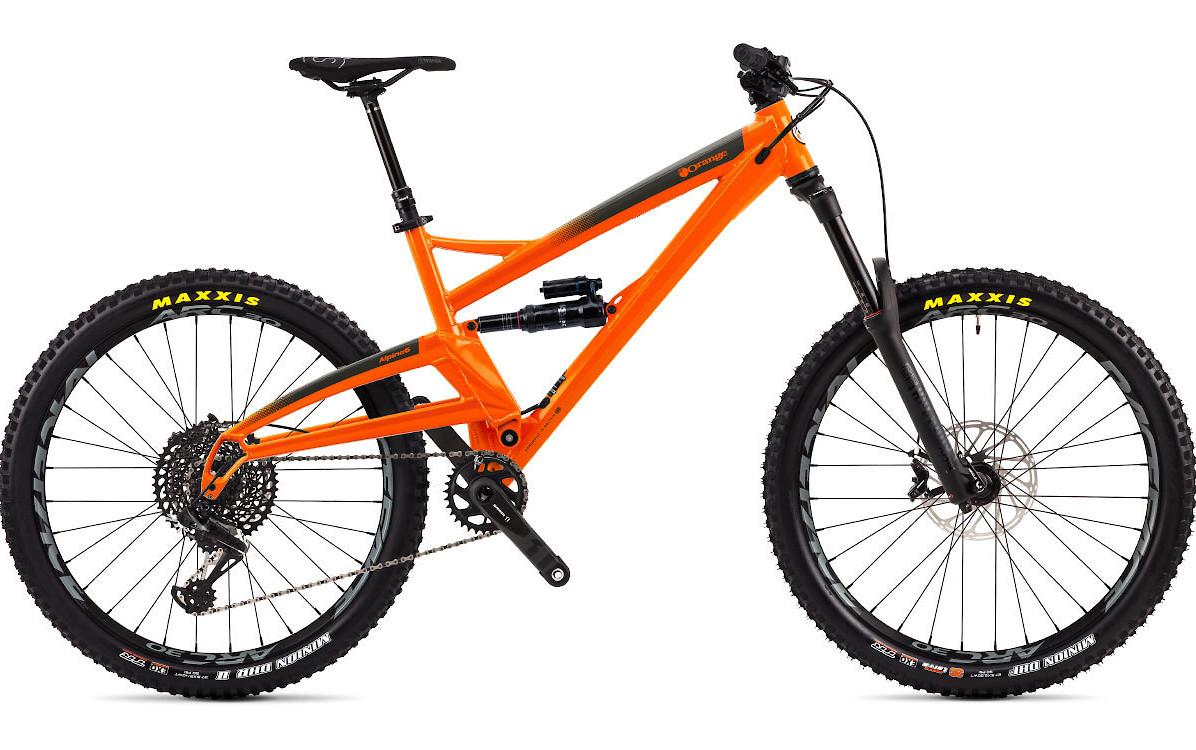 Orange Alpine 6 RS