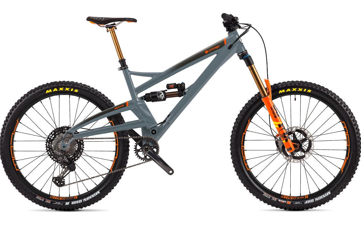 Orange alpine 6 XTR