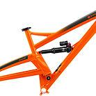 Orange Alpine 6 Frame