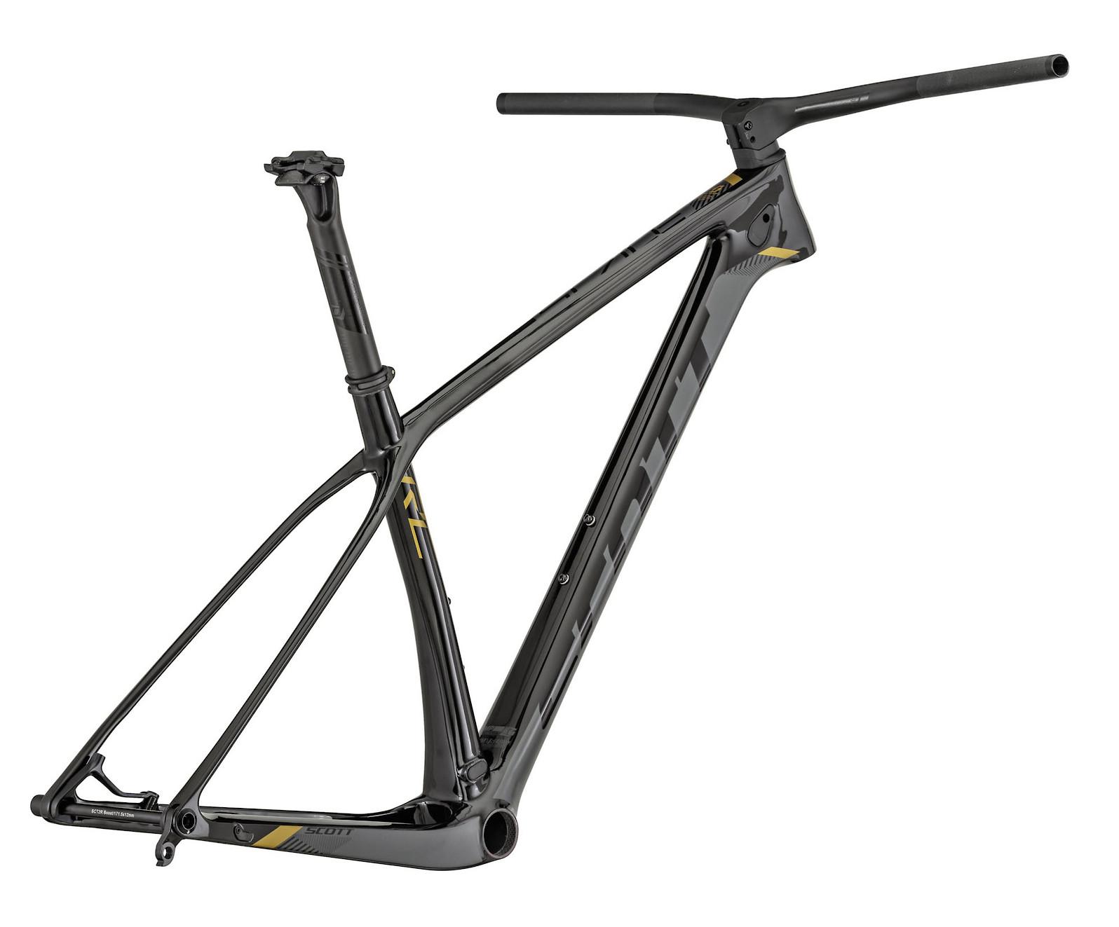 2019 Scott Scale RC 900 SL Frame
