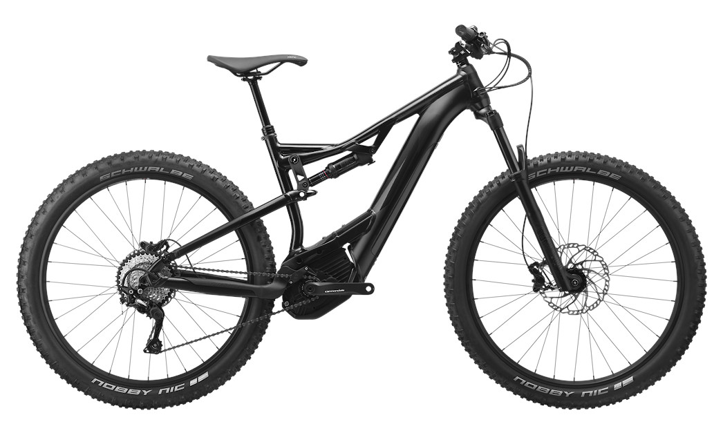 2019 Cannondale  Moterra Neo 2