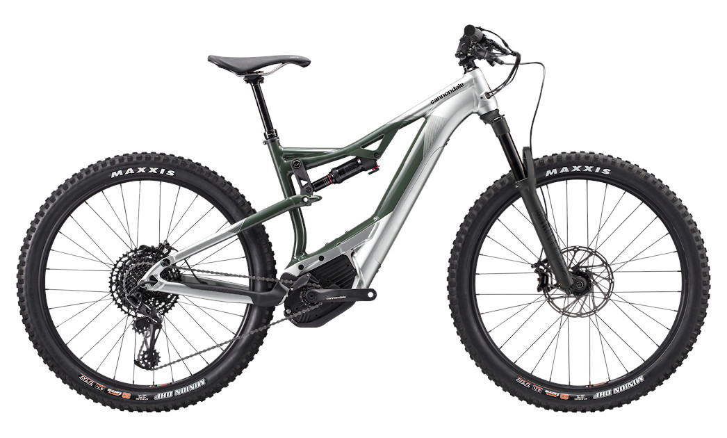 2019 Cannondale  Moterra Neo 1