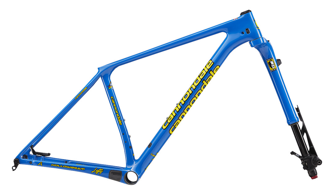 2019 Cannondale F-Si Throwback Team Blue