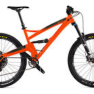 2019 Orange Five MK12 Pro Bike