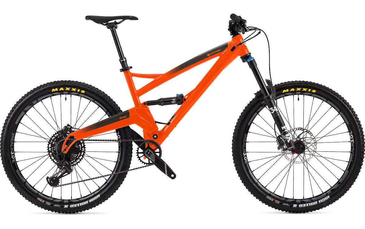 Orange five pro