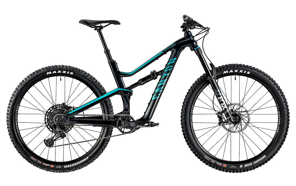 04cd30867cb 2019 Canyon Spectral WMN AL 5.0 Bike - Reviews, Comparisons, Specs ...