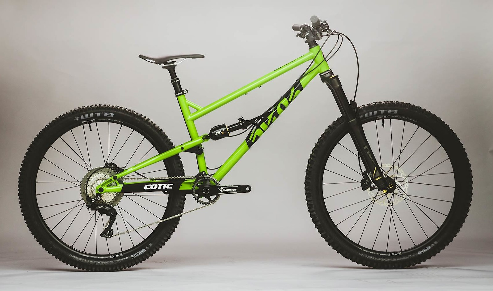 2019 Cotic Flare Gloss Green