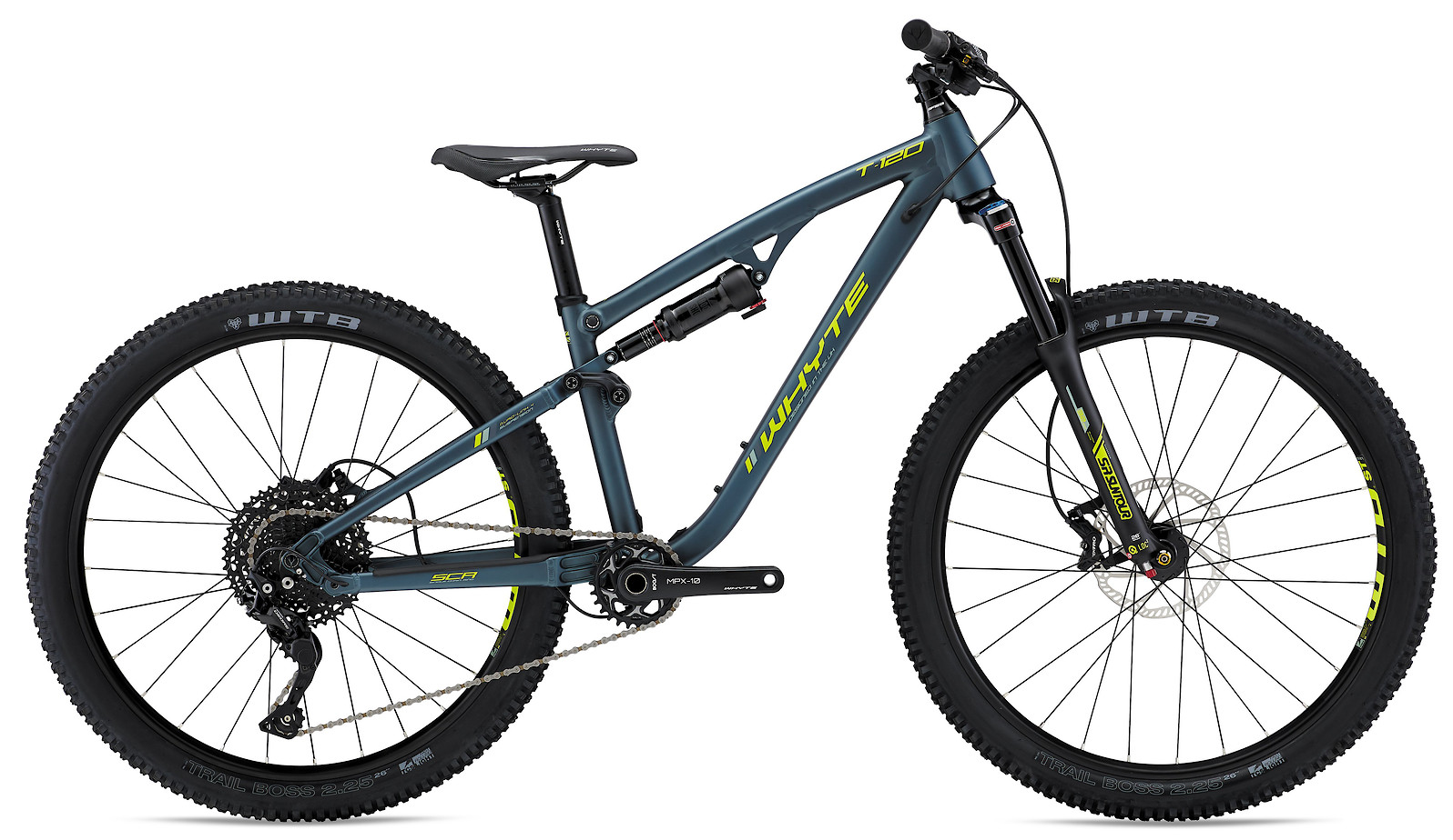 2019 Whyte T-120