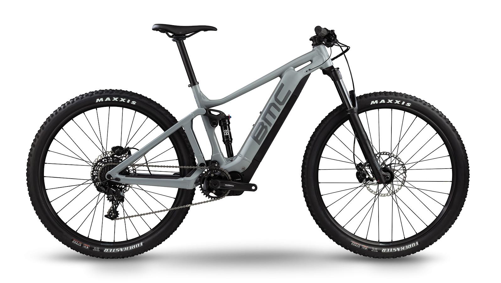 2019 BMC Speedfox AMP Five E-bike in Grey