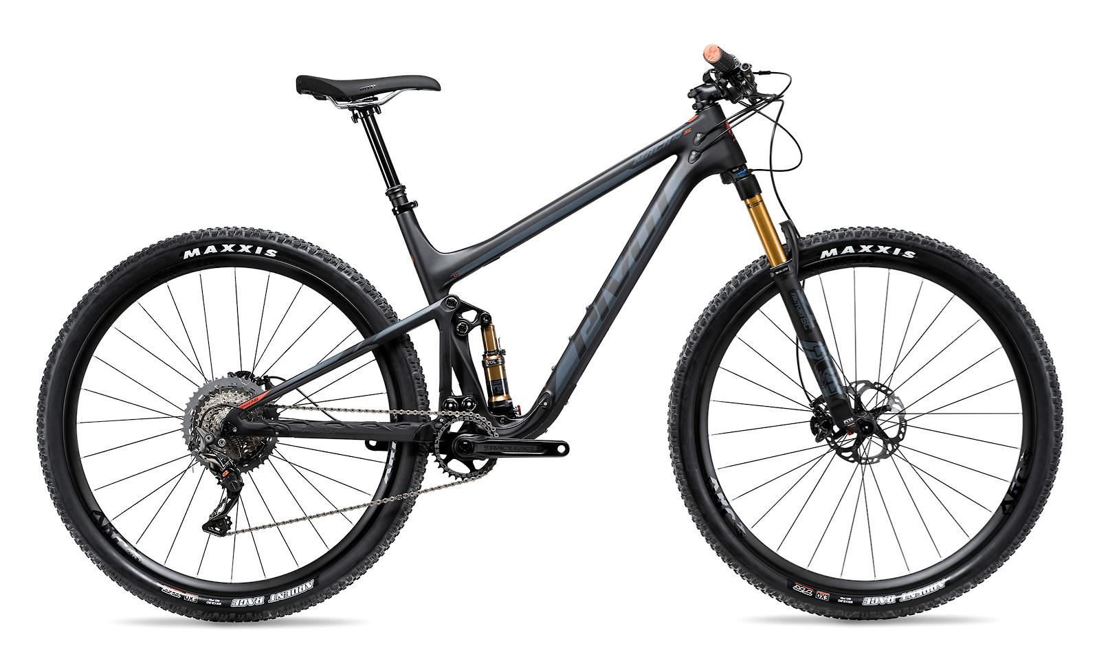 2020 Pivot Mach 4 SL in Stealth (Pro XT/XTR model pictured)