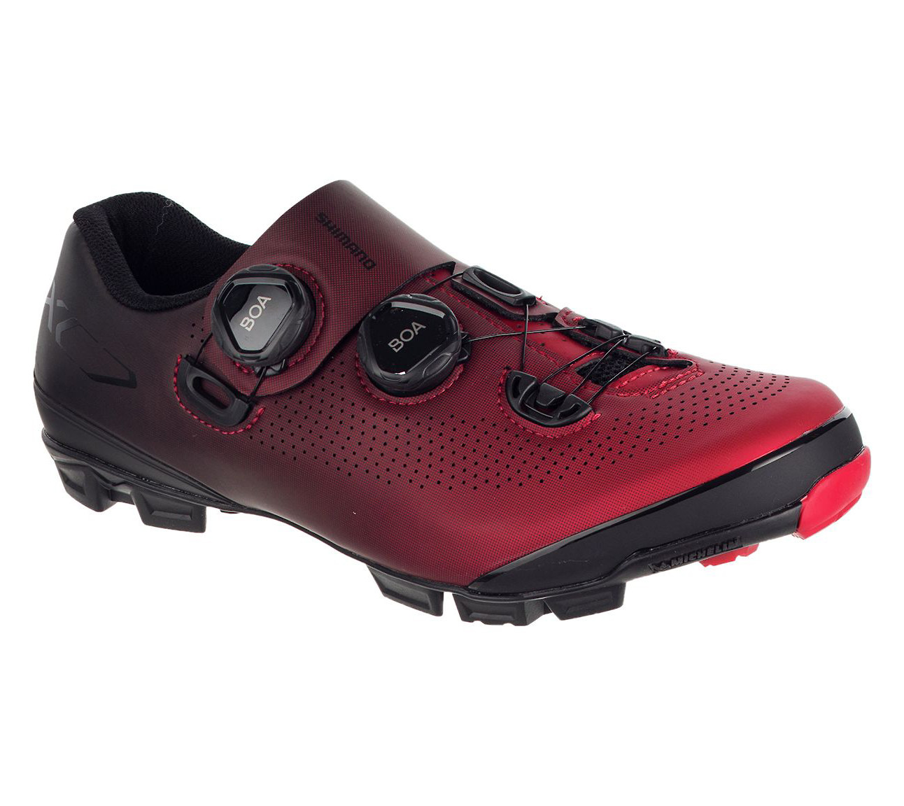 Shimano XC7 (red)