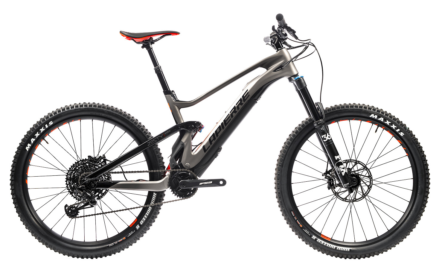 2019 Lapierre eZesty AM 9 Ultimate