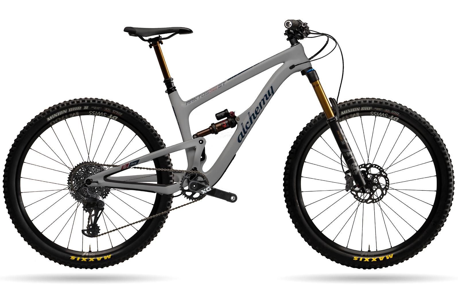 2019 Arktos 29 ST Grey X01 Eagle Build