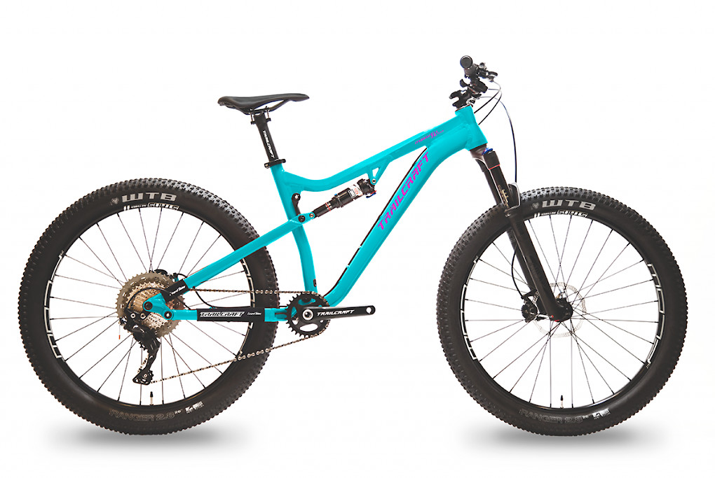 2019 Trailcraft Maxwell 26 Plus XT Pro Turquoise