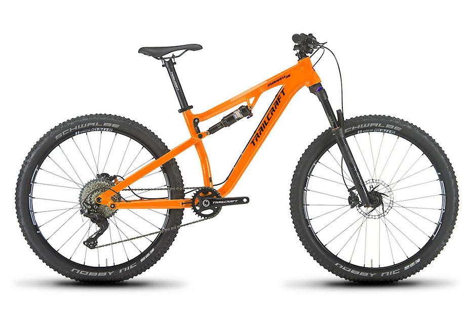 2019 Trailcraft Maxwell 26 XT Pro Orange