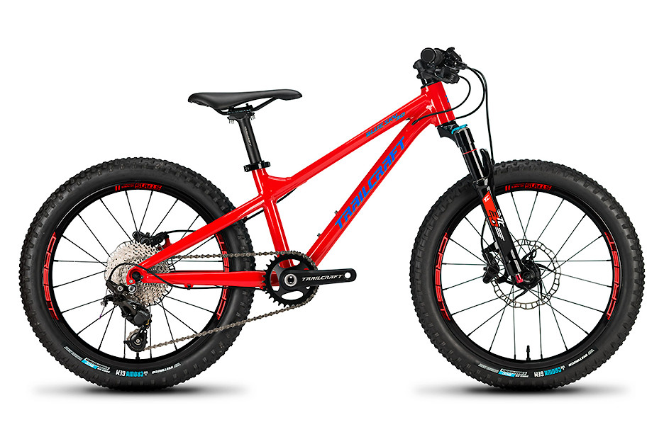 2019 Trailcraft Blue Sky 20 Stan's Crest MK3 Pro Deore Deep Orange