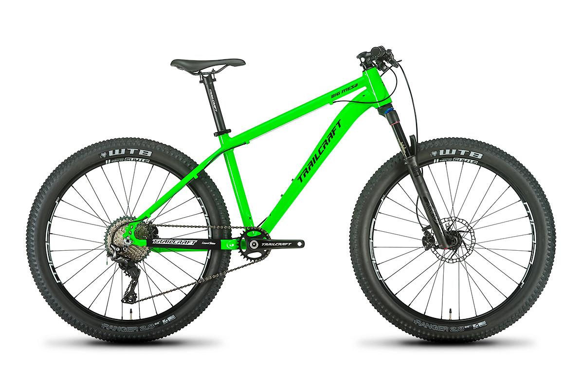 2019 Trailcraft BigMesa 26  Pro XT Neon Green