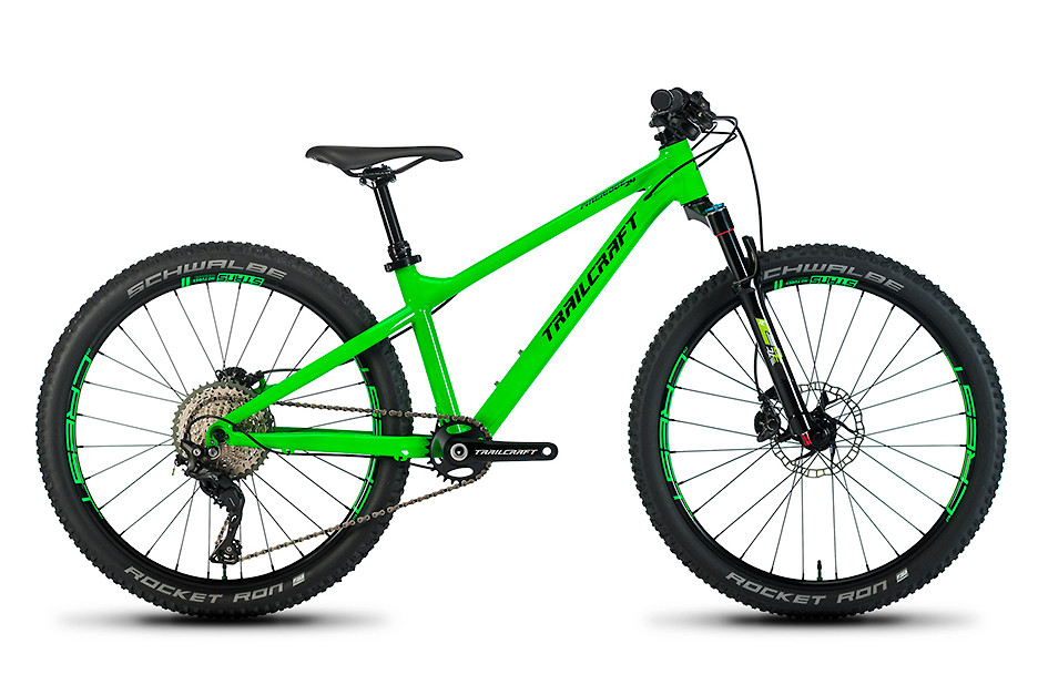 2019 Trailcraft Pineridge 24 Pro XT Neon Green
