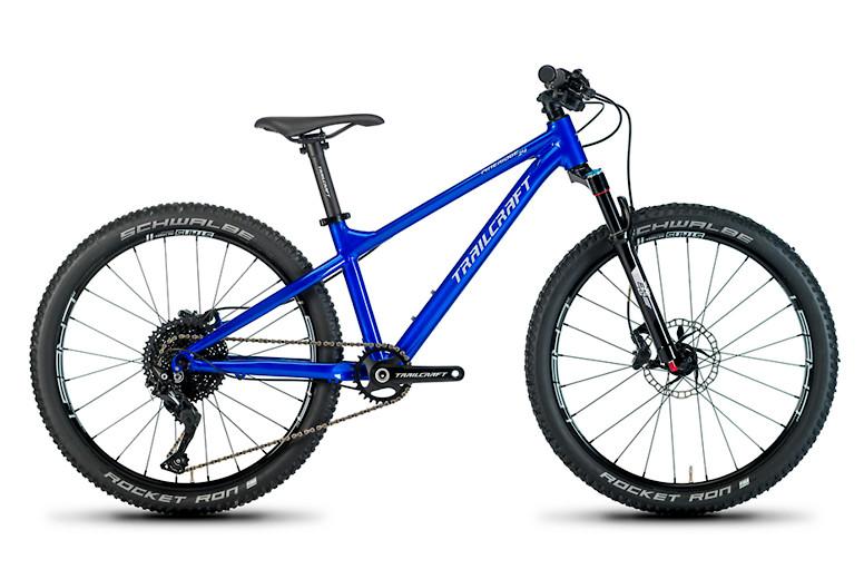 2019 Trailcraft Pineridge 24 Special Build Blue